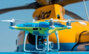 DGT   Vigilará las carreteras con drones en el puente del 1 de Mayo