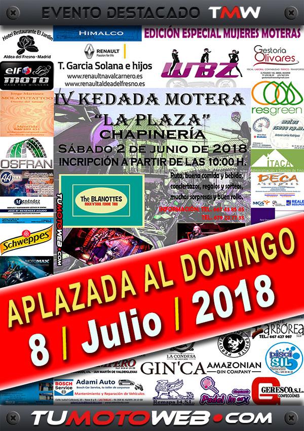 cartel-aplazada-meson-la-plaza-junio-2018