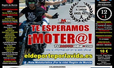 XXIII Ruta Mototurística Por La Vida 2018