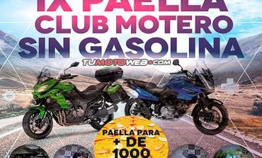 IX Gran Paella Club Motero Sin Gasolina - GP Jerez 2018