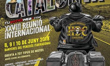 XXVIII Concentración Internacional HDC Catalunya 2018