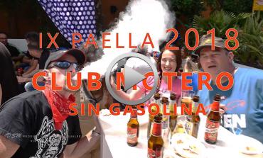 VIDEO PROMO - IX Gran Paella Club Motero Sin Gasolina - GP Jerez 2018