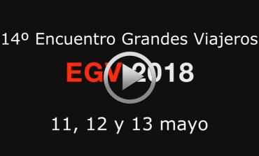 VIDEO PROMO - XIV Encuentro Grandes Viajeros 2018