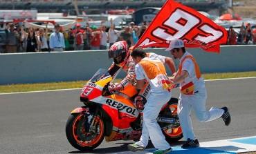 MotoGP 2018 | GP de España | Marc Márquez gana en Jerez y se sitúa líder de MotoGP