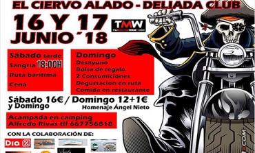 XXIII Concentración Nacional de Motos El Ciervo Alado Deliada 2018