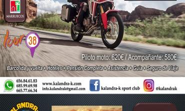 Tour Royal Maroc 2018