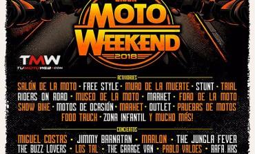 Gijón MotoWeekend 2018