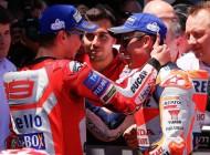 Oficial: Jorge Lorenzo será compañero de Marc Márquez en el Honda Repsol Team