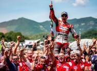 MotoGP 2018 | GP de Italia | Jorge Lorenzo gana en Mugello y Marc Márquez se fue al suelo