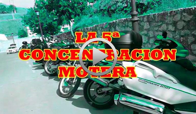 VIDEO PROMO – V Concentración Motera La Parrilla 2018