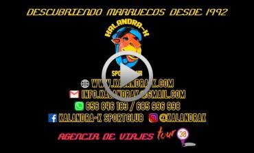 VIDEO PROMO - Tour Royal Maroc 2018