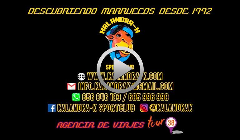 VIDEO PROMO – Tour Royal Maroc 2018