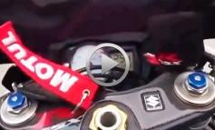 Detenido motorista en Lloret de Mar tras publicar vídeo circulando a más de 250 kms/h