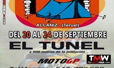 Acampada El Túnel - MotoGP Motorland Aragón 2018