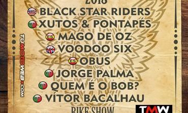 XXXVII Concentración Internacional de Motos Faro 2018