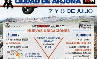 XI Concentración Motera Ciudad de Arjona 2018