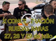 VIDEO PROMO - X Concentración Ruedas Raras 2018