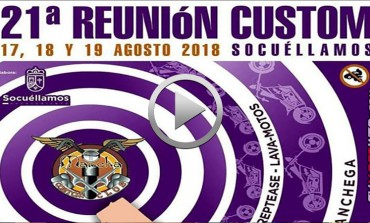 VIDEO PROMO - XXI Reunión Custom Socuéllamos 2018