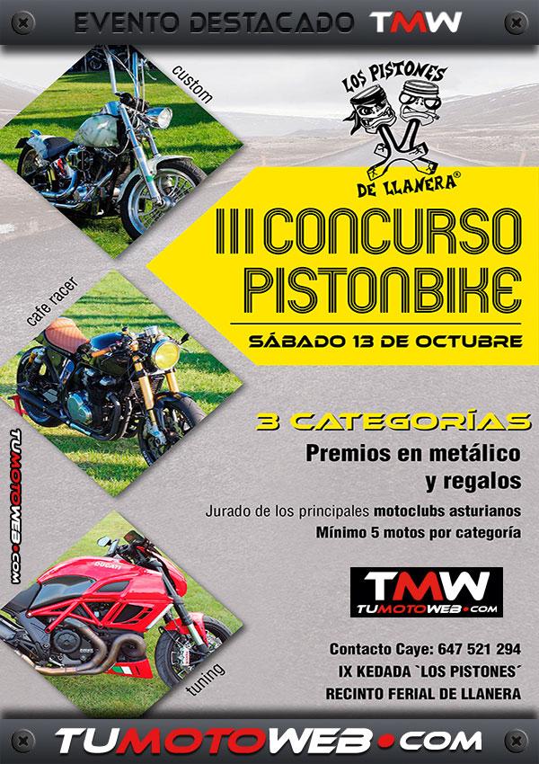 Concurso Pistonbike 2018