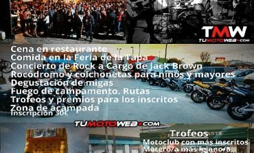 XXXIII Concentración Motorista Bullas 2018