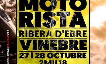 XXXV Concentración Motorista Ribera del Ebro 2018