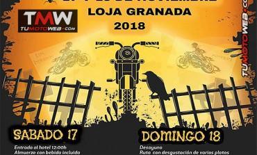 V Fiesta Motera Los Infiernos Halloween 2018