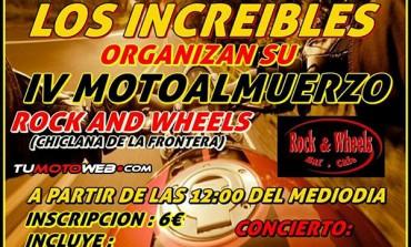 IV Motoalmuerzo Los Increibles 2018