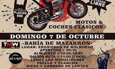 II Moto Almuerzo Bahía de Mazarrón 2018
