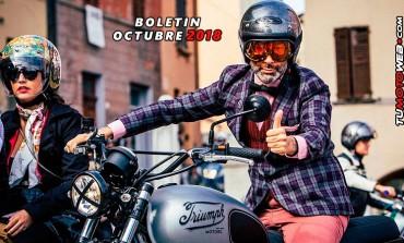BOLETÍN OCTUBRE 2018 – Concentraciones destacadas y Logos del mes