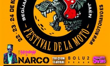Festival de La Moto de Begíjar MOTONAVO 2019