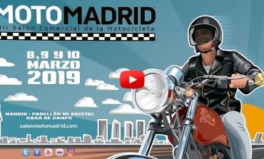 VIDEO PROMO - VIII Salón Comercial de La Motocicleta MOTOMADRID 2019