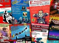 BOLETÍN DICIEMBRE 2018 - Solidaridad sobre 2 Ruedas / Logos del mes