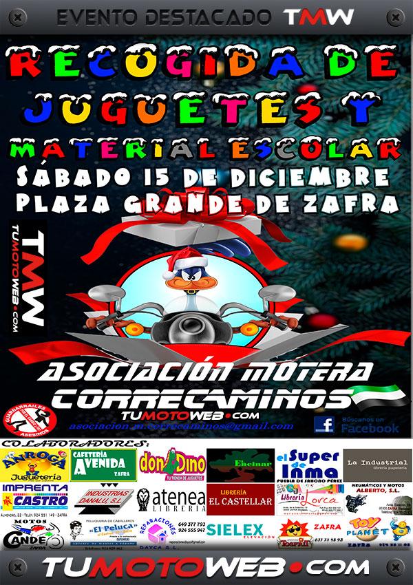 cartel-am-correcaminos-zafra-diciembre-2018