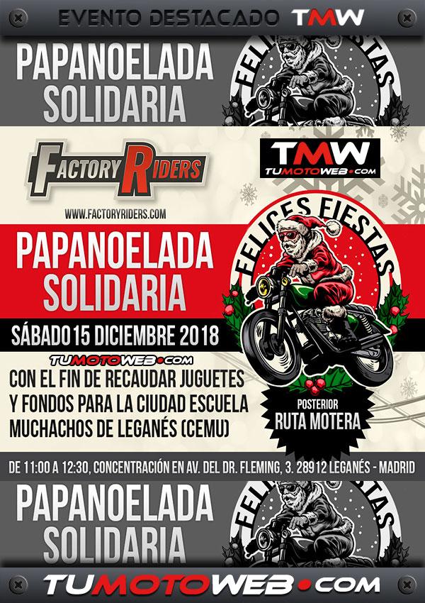 cartel-factory-riders-diciembre-2018