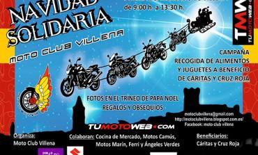 III Navidad Solidaria MotoClub Villena 2018