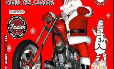 Toy Run Santa Faz Custom Alicante 2018