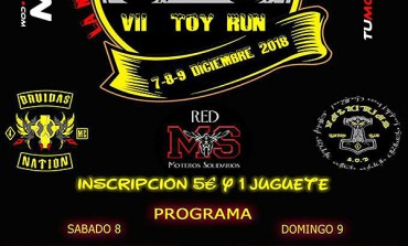 VII Toy Run Druidas MC 2018