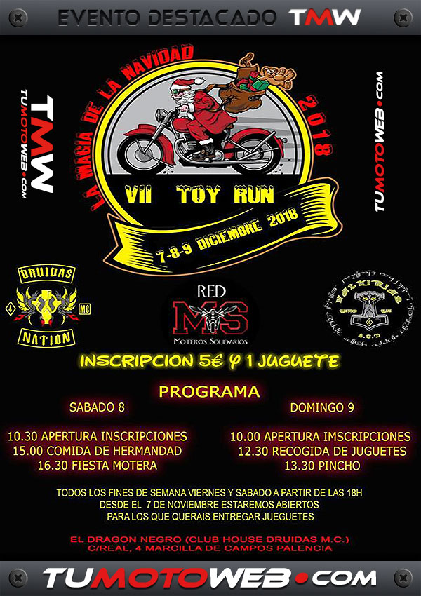 cartel-toy-run-druidas-mc-diciembre-2018