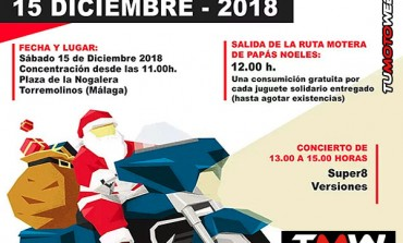 IV Toy Run Torremolinos 2018