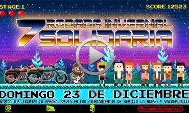 VIDEO PROMO - VII Rodada Invernal Solidaria Mechanics 2018