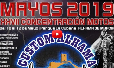 VIDEO PROMO - XXVII Concentración Motos MAYOS 2019