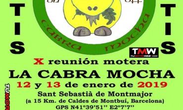 X Reunión Motera La Cabra Mocha 2019