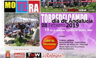 XXV Reunión Motera Día de Andalucía 2019
