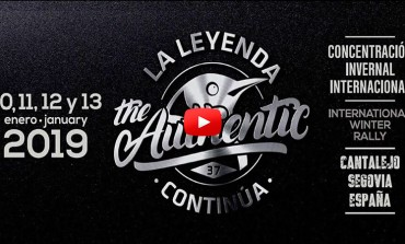VIDEO PROMO - Concentración Invernal LA LEYENDA CONTINUA 2019