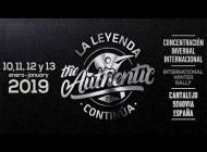 VIDEO PROMO - Concentración Invernal LA LEYENDA CONTINUA 2019