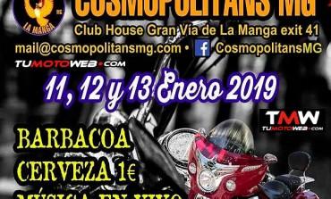 XI Aniversario Cosmopolitans MG 2019
