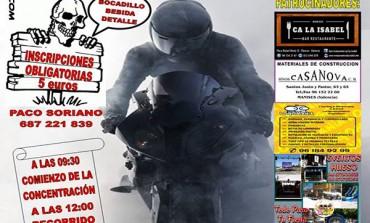 III Concentración Motera Falla Nostra 2019