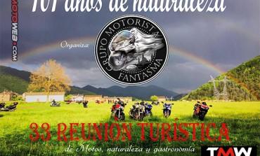 XXXIII Concentración Mototurística ORDESA 2019