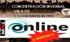 Concentración ROTA 2019 | Premio entre los inscritos online