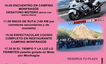 Cocido Motero Camping Monfragüe 2019